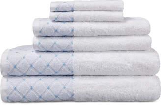 Eileen West Cotton 6-Pc. Towel Set