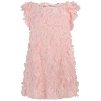 Kate Mack Kate MackPink Lace Flower Dress
