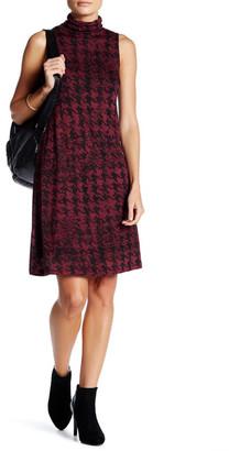Kensie Sleeveless Mock Neck Dress $68 thestylecure.com