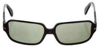 Persol Tinted Rectangle Sunglasses