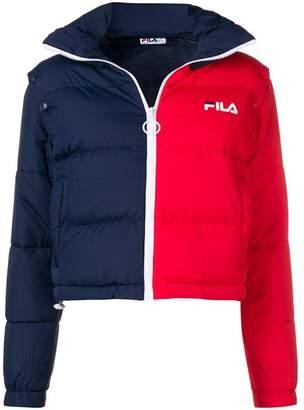 Fila padded puff jacket