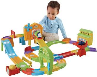 Thomas & Friends My First Railway Pals Destination Discovery Playset
