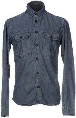 Jack and Jones Denim shirts - Item 42367147