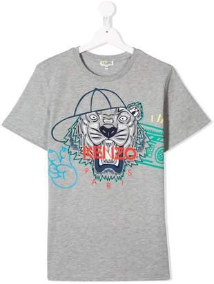 Kenzo (ケンゾー) - Kenzo Kids タイガー Tシャツ