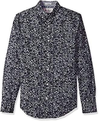 Original Penguin Men's Integrated Floral Dress Shirt