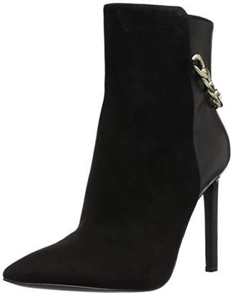 Nine West Women's Tyronah Suede Ankle Boot
