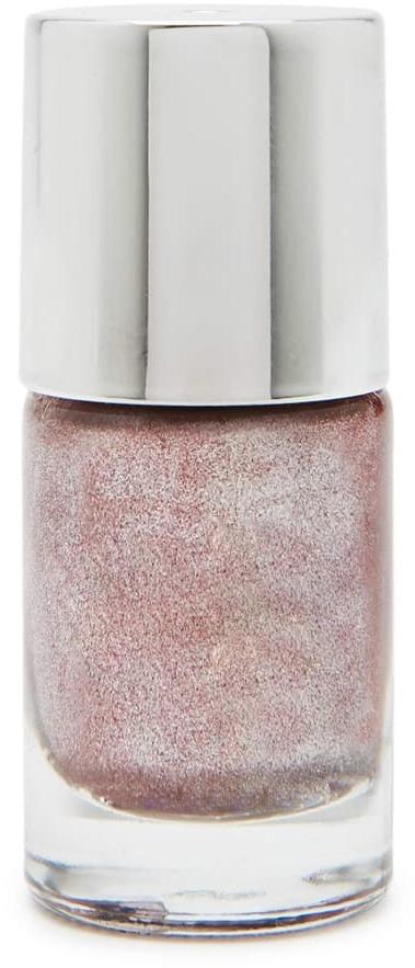 Forever 21 Dusty Pink Metallic Nail Polish