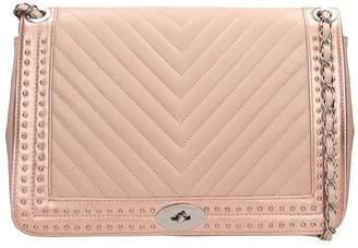 Marc Ellis Pink Quilted Leather Pilar M Bag