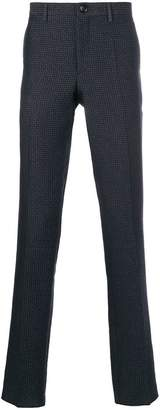 Paul Smith tailored embroidered trousers