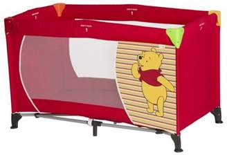 Disney Baby Winnie The Pooh Spring Travel Cot
