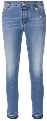 Ermanno Scervino cropped jeans