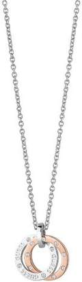 GUESS E-motions ubn83105 circle charm necklace