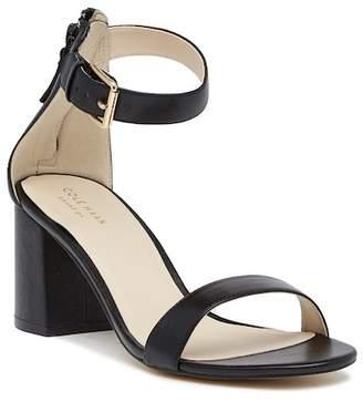Cole Haan Clarette Leather Sandal II