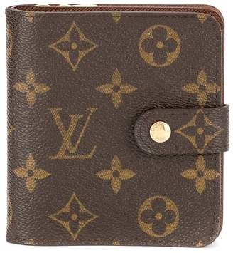 Louis Vuitton Pre-Owned compact zip wallet