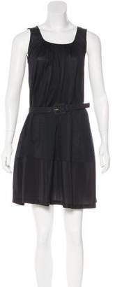 Fendi Belted Mini Dress