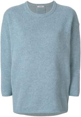 Humanoid ラウンドネック セーター
