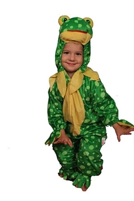 Frog Costume Small