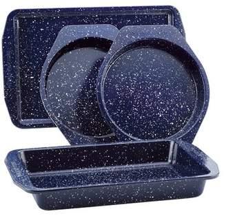 Paula Deen Speckled 4 Piece Non-Stick Bakeware Set