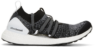adidas by Stella McCartney Black Ultra Boost X Sneakers $200 thestylecure.com