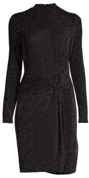 MICHAEL Michael Kors Metallic Twist Dress