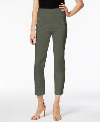 INC International Concepts I.n.c. Petite Cropped Skinny Pants, Created for Macy's