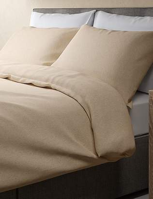 Marks and Spencer Jersey Duvet Cover