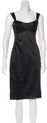 Dolce & Gabbana Sleeveless Knee-Length Dress