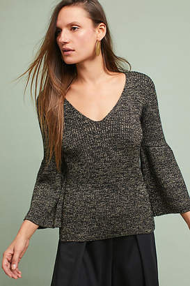 Roche St. Goldie V-Neck Sweater