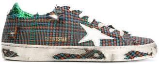 Golden Goose distressed low-top Star sneakers