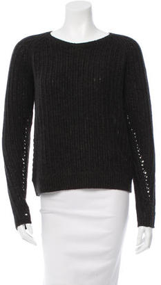 Inhabit Cashmere Crew Neck Sweater w/ Tags $125 thestylecure.com