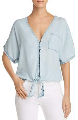 Paige Baylee Chambray Shirt