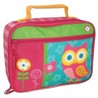 Stephen Joseph Childrens Pink Owl Lunch Box