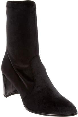 Stuart Weitzman Prancer Velvet Boot