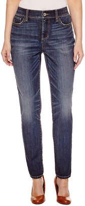 ST. JOHN'S BAY Skinny Fit Jean-Tall