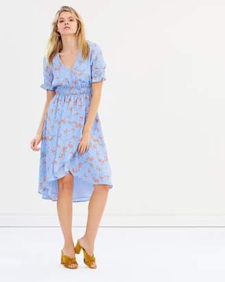 Atmos & Here ICONIC EXCLUSIVE - Armelie Midi Dress