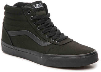 Vans Ward Hi Canvas High-Top Sneaker - Men's