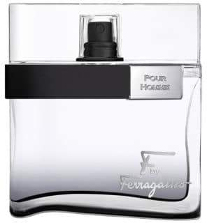Salvatore Ferragamo F by Pour Homme Black