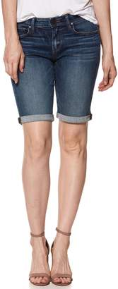 Paige Transcend Vintage - Jax Denim Bermuda Shorts