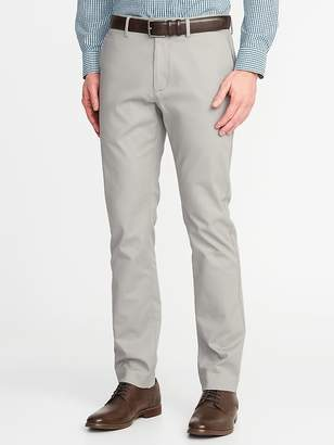 Old Navy Slim Signature Built-In Flex Non-Iron Pants for Men