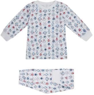 Kissy Kissy Monster Print Pyjamas