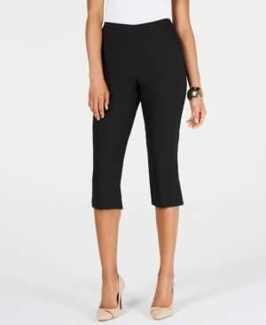 Thalia Sodi Cropped Hardware Pants, Created for Macy's