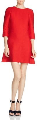 Maje Rinis Textured Dress $325 thestylecure.com