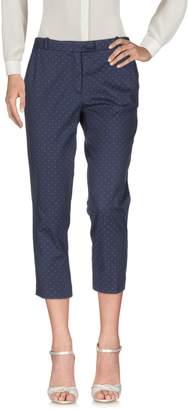 Manila Grace DENIM 3/4-length shorts