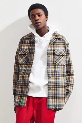 Pendleton Original Board Plaid Wool Button-Down Shirt