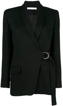 IRO belted blazer jacket