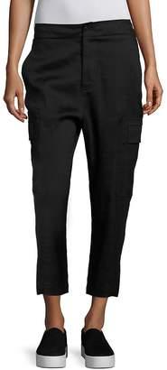 Vince Women's Cropped Cargo Pants