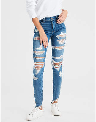 American Eagle AE Ne(X)t Level High-Waisted Jegging