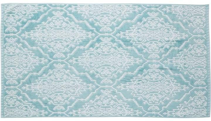 Bedeck 1951 - Light Blue Cotton 'Tabir' Towels