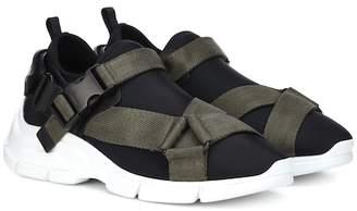 Prada Scuba sneakers