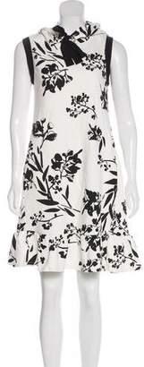 Schumacher Dorothee Terry Cloth Mini Dress